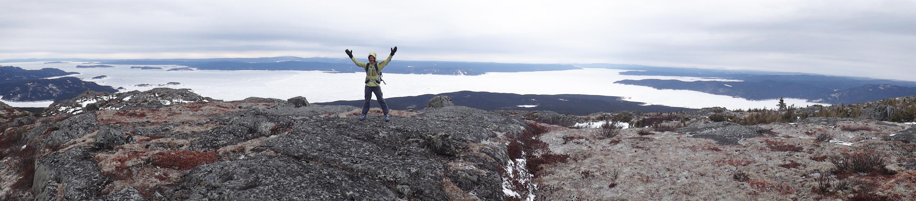 L'avenir écologique des monts Groulx-Uapishka menacé