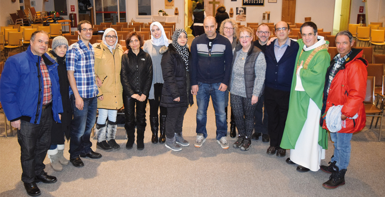 Les citoyens de la région solidaires des victimes