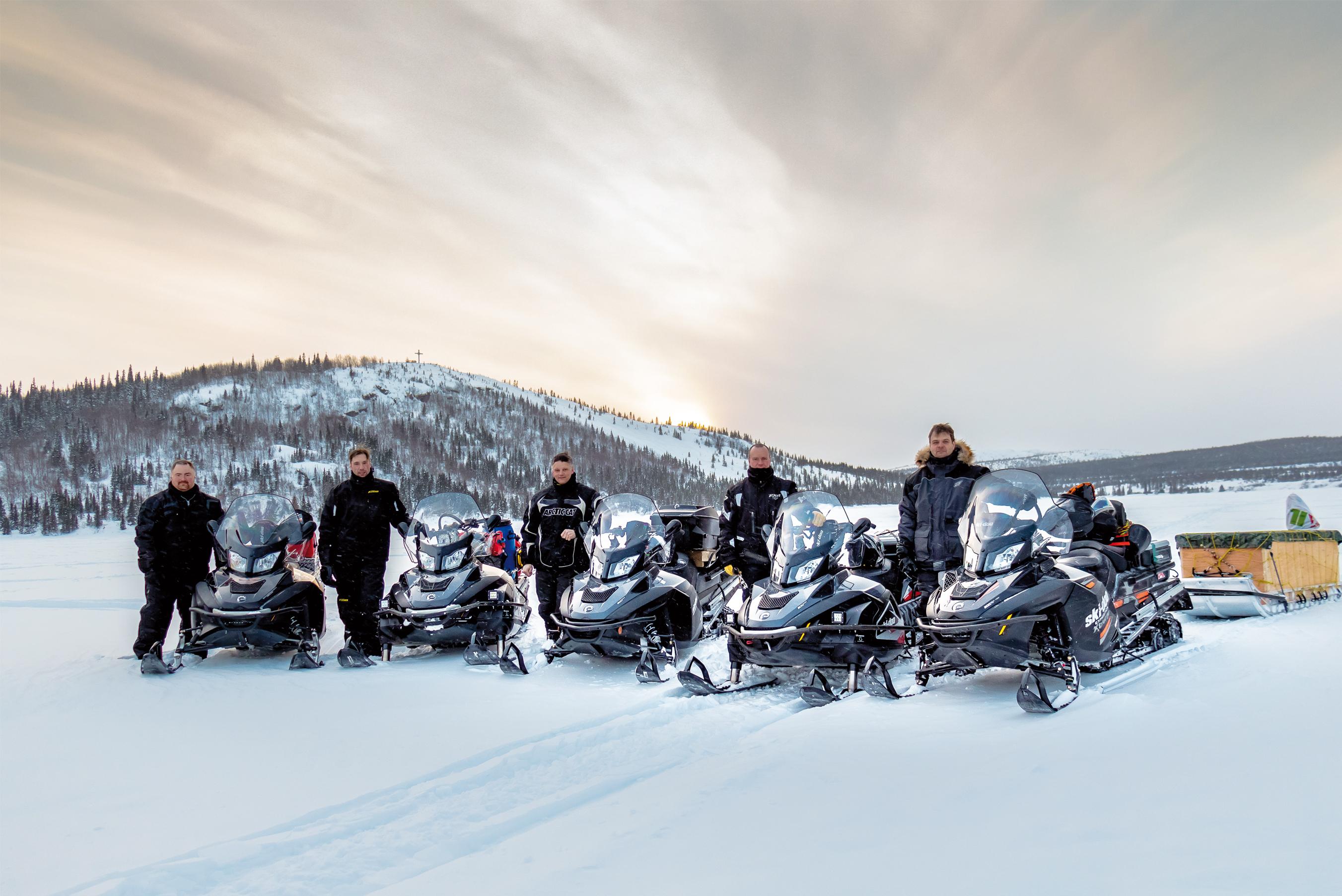 Grande aventure nordique vers le Nunavik
