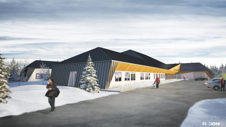 Nouveau centre de santé pour les Naskapis