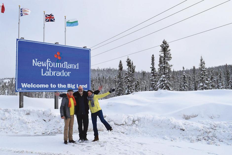 Ambitieux projet routier envisagé  au Labrador