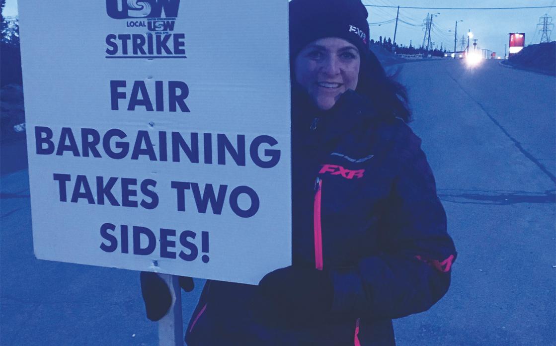 La grève est déclenchée