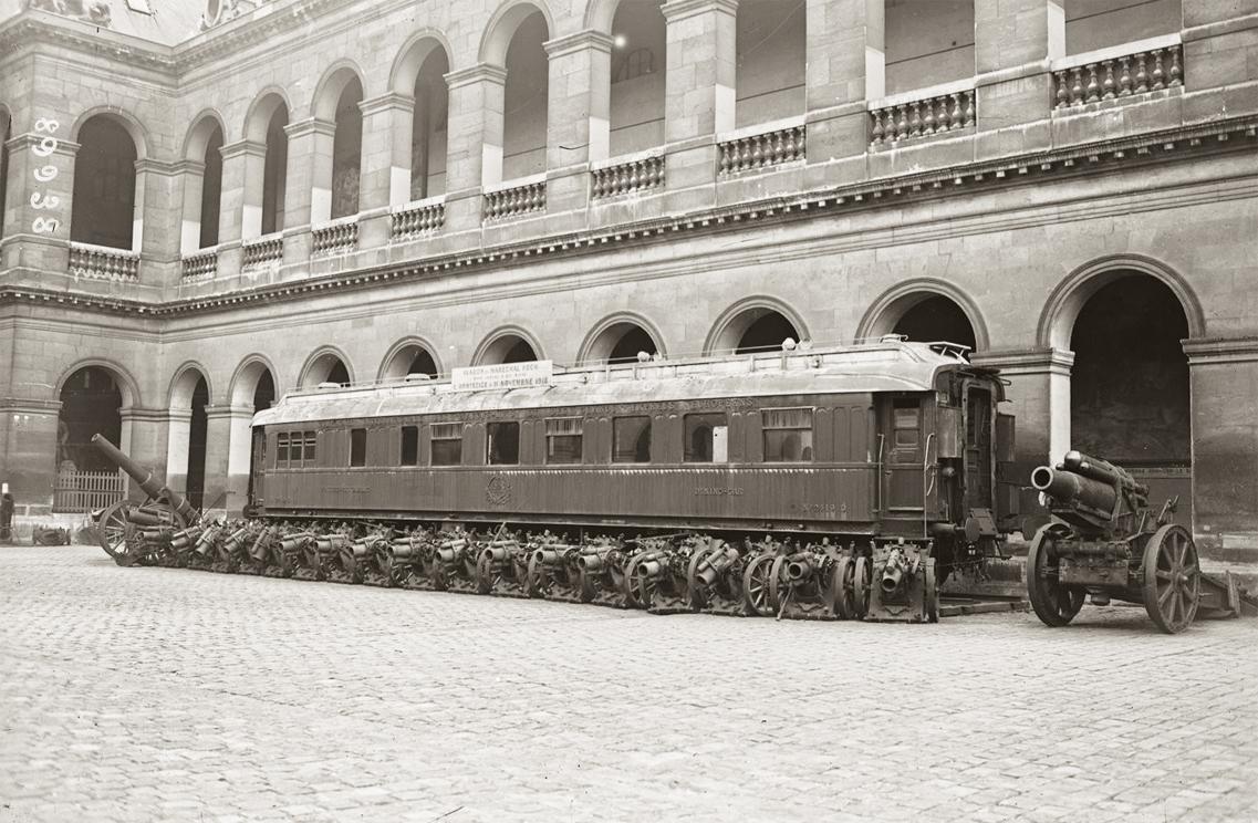 Célébration du centième anniversaire de l'Armistice