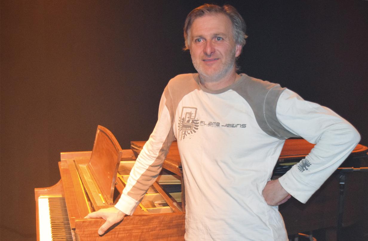 L'accordeur-technicien de pianos