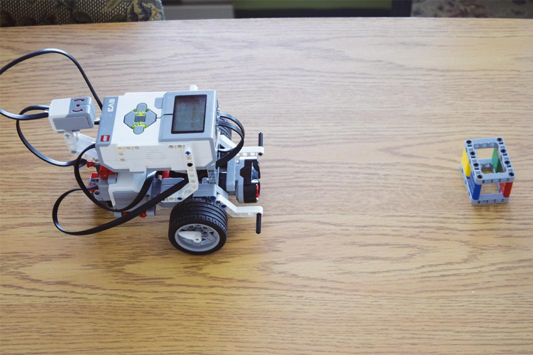 La robotique s'invite dans l'enseignement à Fermont