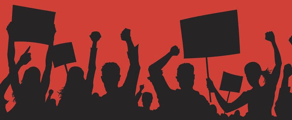 Un mandat de grève fort