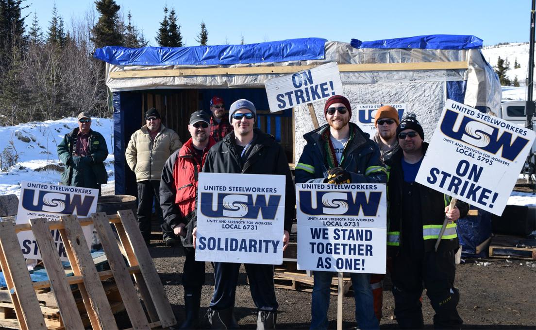La solidarité l'emporte, la grève se poursuit