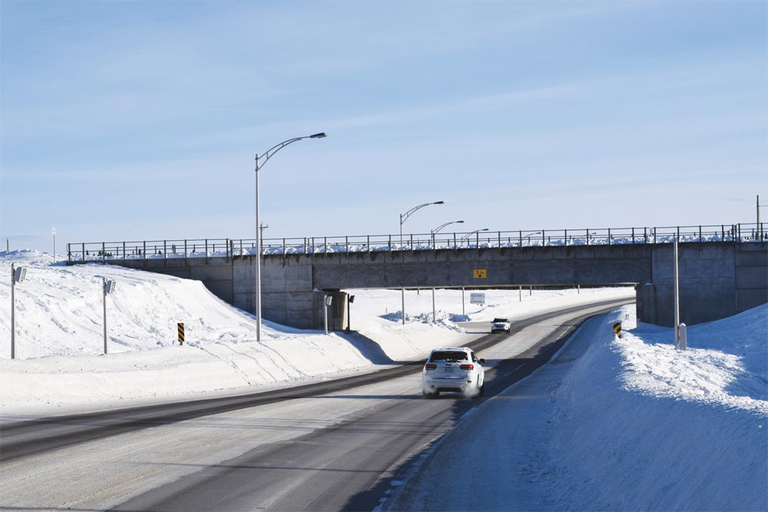 Un pont d'étagement essentiel