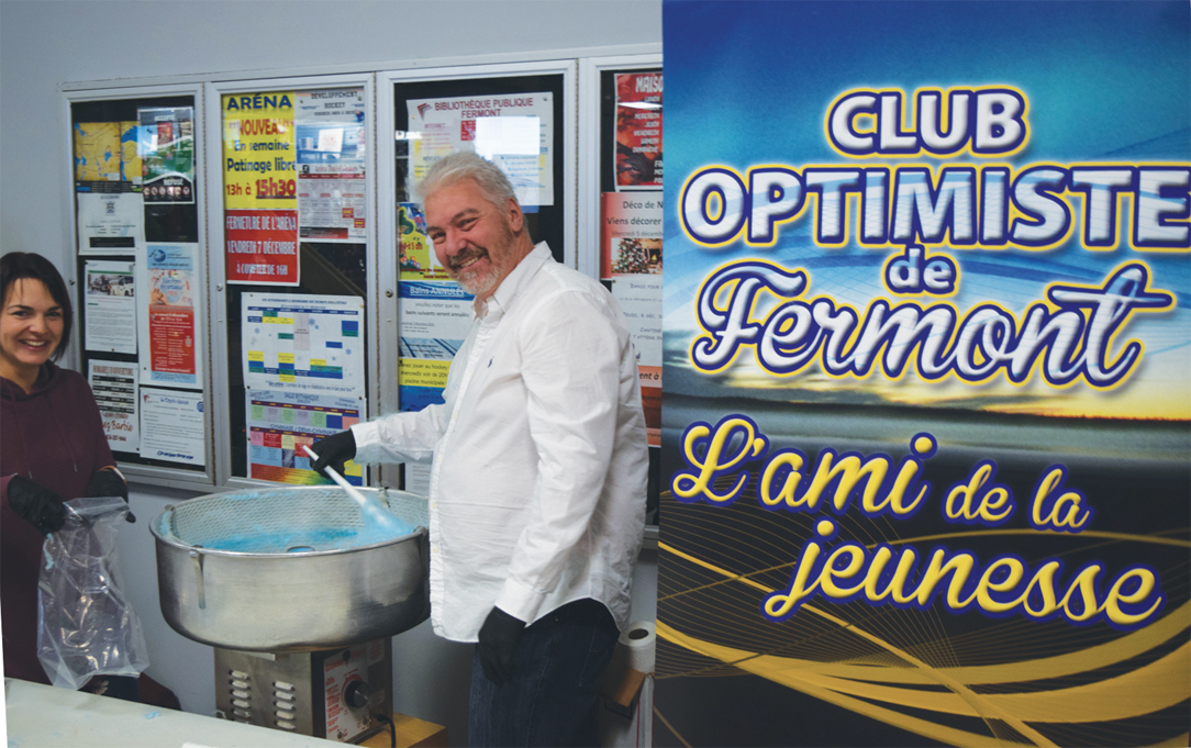 Optimisme au sein des Optimistes