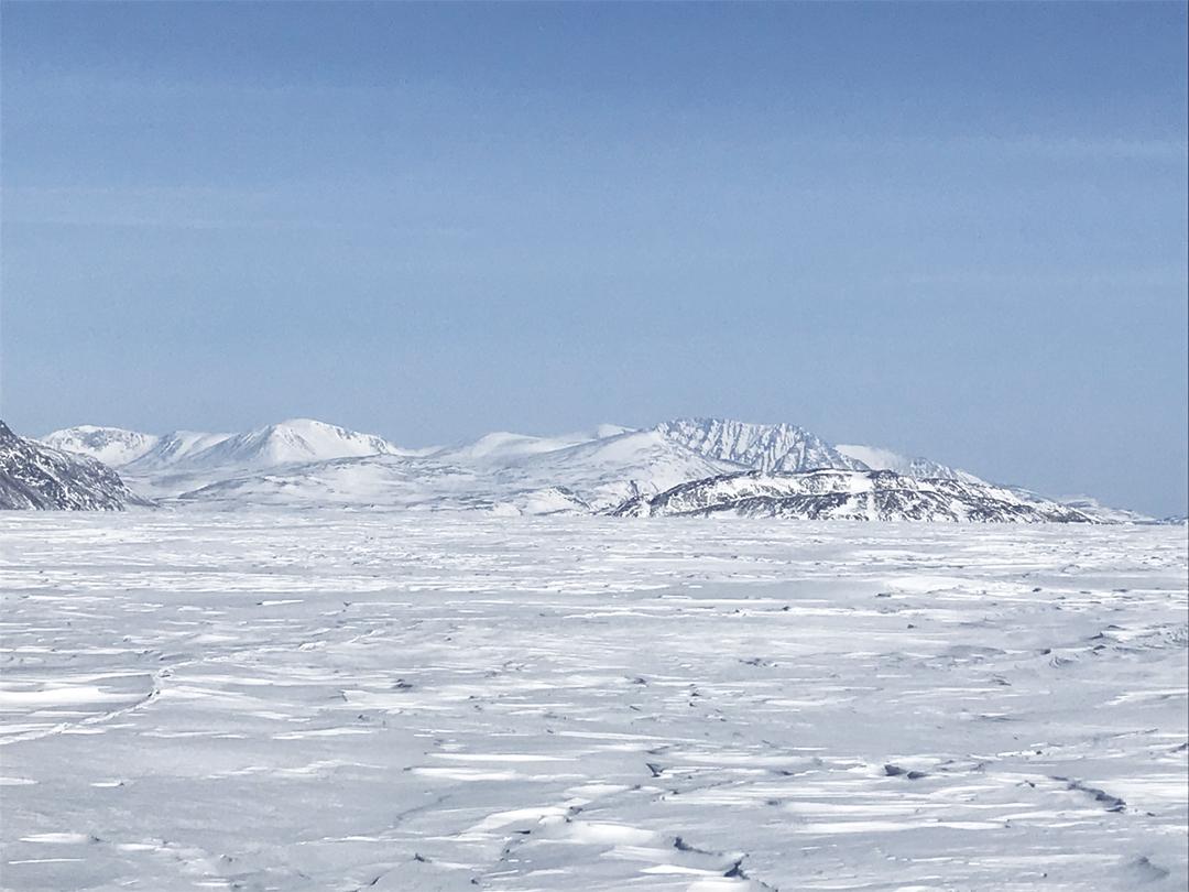 Objectif les monts Torngat