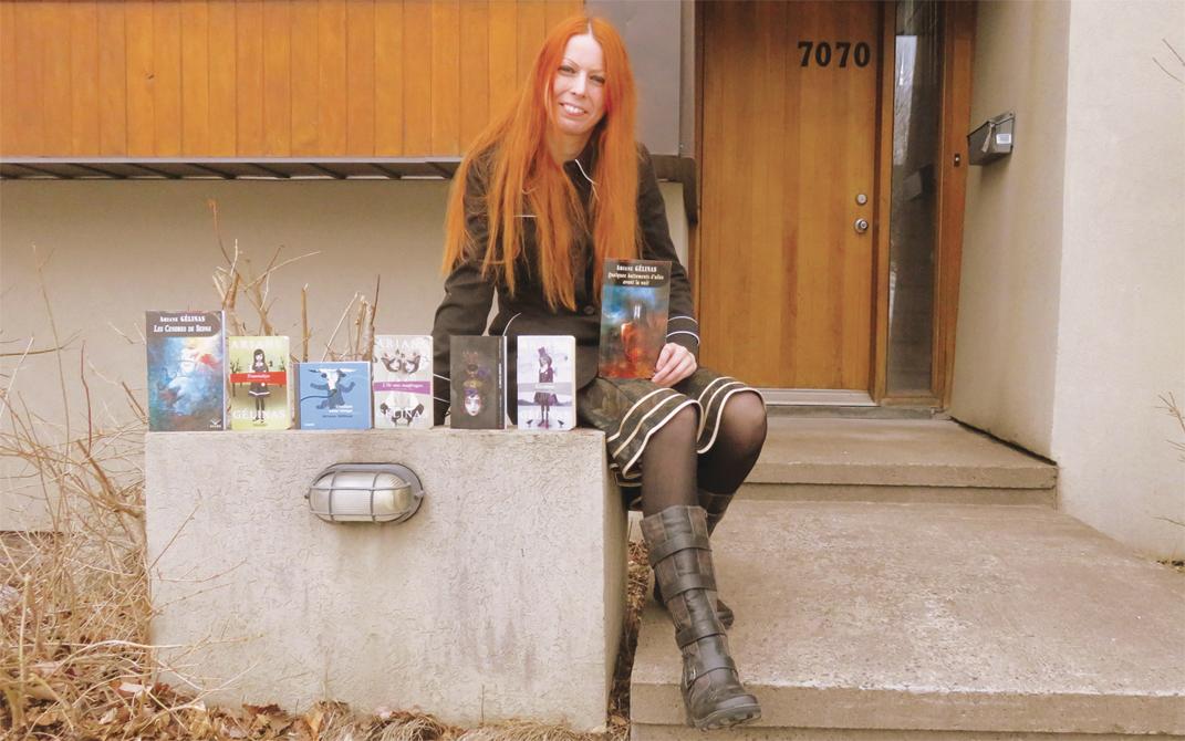 Fermont  inspire le  sujet d'un  roman