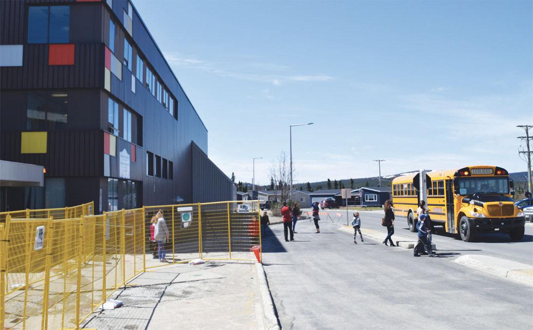 Réouverture des écoles primaires