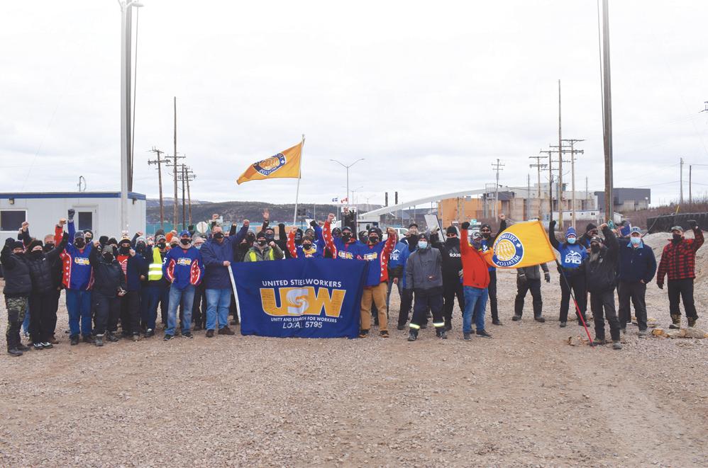 La solidarité syndicale dépasse les frontières